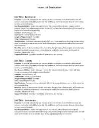 Personal Objectives For Resumes Objective Resume Examples