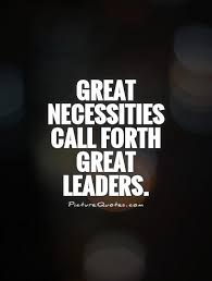 Abigail Adams Quotes Mesmerizing Great Necessities Call Forth Great Leaders Picture Quotes