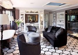 this melbourne living room used kris jenner s home as design