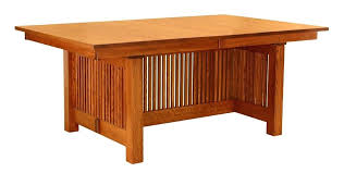 mission dining table mission style oak dining table mission style dining room table plans free