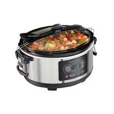 stay or go 5 qt programmable slow cooker