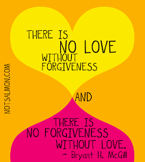 Love And Forgiveness Images