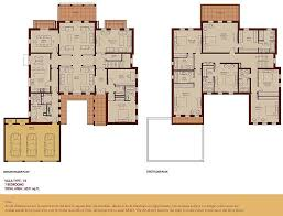Two storey residential building floor plan lovely arabian ranches munities