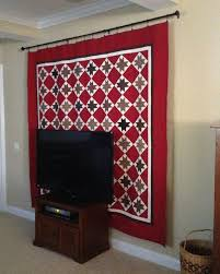 Pin by Kate Moynihan on Quilt Ideas | Pinterest & Explore Hanging Quilts, Hanging Fabric On Walls, and more! Adamdwight.com