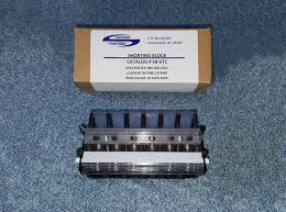 ct shorting blocks in stock for quick delivery sb 4tc shorting block