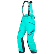 Fxr Pant Size Chart Details About Fxr Fresh Womens Snow Pants Mint