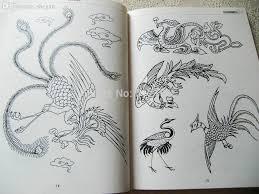 whole new tattoo books traditional dragon phoenix chinese painting tattoo book tattoo flash sketchbook tattoo designs range supplies rotary tattoo