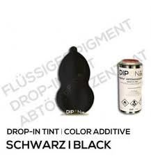 Dipon Schwarz Drop In Tint Basisfarben Drop In