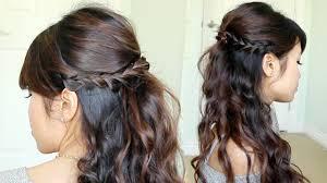 Braids Hairstyles Tumblr Pyrite Club Images Half Up Half Down Hairstyles With Braid Tumblr