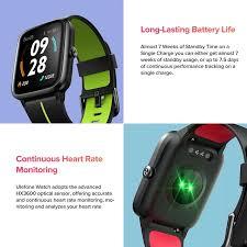 NEW Ulefone Watch GPS Smartwatch Built ...