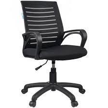 """Купить <b>Кресло</b> оператора <b>Helmi</b> HL-M16 """"Vivid"""", ткань S черная ..."""