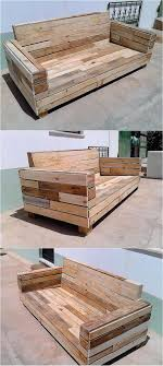 Pallets Best 25 Wood Pallet Couch Ideas Only On Pinterest Pallet