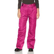 Arctix Size Chart Arctix Orchid Fuchsia Womens Insulated Snow Pants