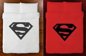 superman sheet set