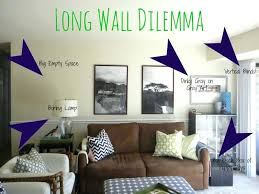 how to decorate large walls decorative wall displays including fabulous decorating cool long decoration living room bedroom ideas a for ho