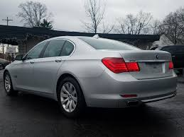 Coupe Series 2010 bmw 750 for sale : 2010 BMW 750 I for sale at Ideal Motorcars | Columbus, Ohio