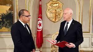 تونس: المشيشي يؤكد تخليه عن منصبه وقيس سعيد يقيل وزيري الدفاع والعدل