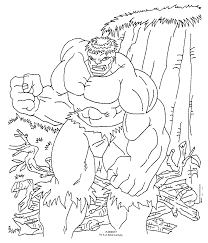 Coloring pages on hulk interest kids of all ages, all around the world. Hulk Coloring Pages To Print Coloring Home