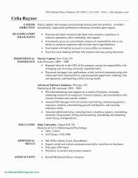 Purpose Of Cover Letter Inspirational How To Write A Objective