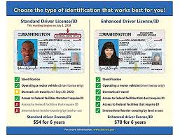 Act With Licensing To Washington Takes Of com Real Id Comply Local Steps News Department Ifiberonenewsradio