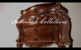Marge Carson Bedroom Furniture Victorian Furniture Nightstand By Savannah Collections Marge