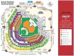Rigorous Busch Stadium Suite Map Busch Stadium Seating Chart