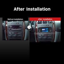 how to upgrade a 2002 2003 2004 chrysler concorde radio stereo the following is the step by step installation instruction on the 2002 2003 2004 chrysler concorde radio for your reference
