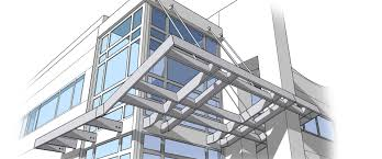 MASA Architectural Canopies Custom Aluminum Store Awnings Canopy
