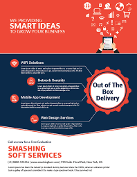 Services Flyer Free Services Flyer Design Template Smashing Buzz