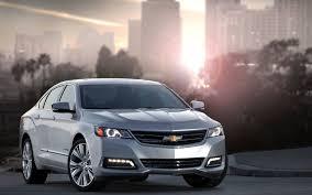 2014 Chevrolet Impala Four-Cylinder Begins Production