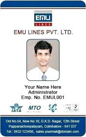 company id card templates free id card template word ecommercial co