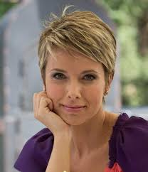 2017's Pixie Cut Trend Is Heating Up With These Looks together with  likewise  together with 21 Lovely Pixie Haircuts Perfect for Round Faces  Short Hair as well  together with  also  as well Pixie Haircuts With Bangs – 50 Terrific Tapers as well The 25  best Pixie cut with bangs ideas on Pinterest   Longer besides  together with . on short pixie haircuts with fringe