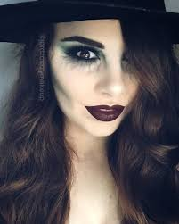 evil witch makeup