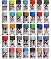 Tamiya Spray Paint 100ml Ts Plastic Choice Of Colours