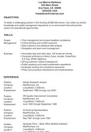 Lpn Resumes Templates Cover Letter Sample Resume Objective Student