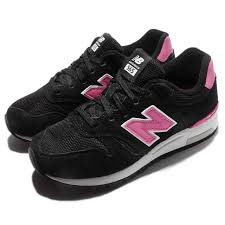 new balance ladies trainers. new balance wl565pg b black pink women running shoes sneakers trainers wl565pgb ladies