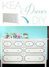 hemnes dresser dresser before and after ikea hemnes 3 drawer dresser glass top