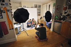 home photo studios how to shoot pro quality portraits with a basic studio kit