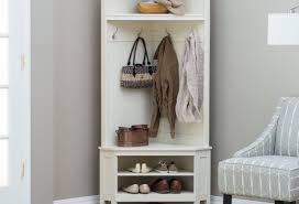 Coat Rack Storage Unit shelf Hall Shelf With Hooks Favored Shelf With Coat Hooks' Modern 96