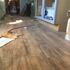 fresh trafficmaster pecan laminate flooring the ignite show