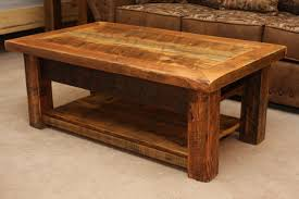 rustic furniture coffee table. coffee table rustic wood with shelf end marvellous furniture f