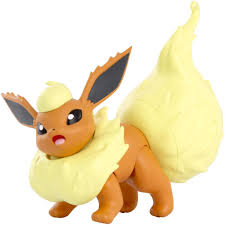 Pokemon Articulated 3 Inch Battle Figure | Flareon