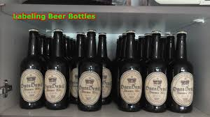 how to lable beer bottles for free home brew beer kit uk part 5