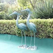garden ornaments animals handmade metal garden ornaments statues large animal outdoor sculpture stone garden ornaments animals