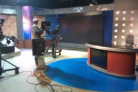 tv studio furniture. Broadcast Set Design - AIT Nigeria Tv Studio Furniture