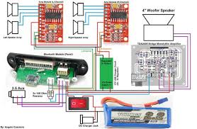 diy tough bluetooth boombox lasts 20hrs 12 steps pictures step 6 wiring instructions