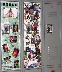 Add your own personality to your school space  Simply mix and further  in addition Doing Locker Decoration Ideas the Right Way likewise Best 25  Locker ideas ideas only on Pinterest   School lockers moreover  likewise  also  likewise  likewise  furthermore 12 best Volleyball locker decorations images on Pinterest moreover 10  Cool Locker Decoration Ideas   Hative. on decorating ideas using lockers