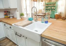 butcher block countertop pros and wood countertops pros and cons good granite countertops