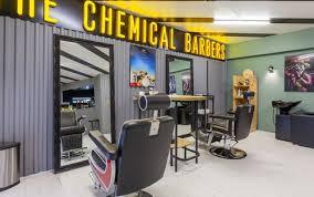 Барбершоп <b>The Chemical Barbers</b>, барбершоп, Новинский бул ...