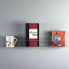 acrylic bathroom shelves clear heavy duty floating shelves acrylic bathroom shelf set shower nail polish organizer acrylic bathroom shelves